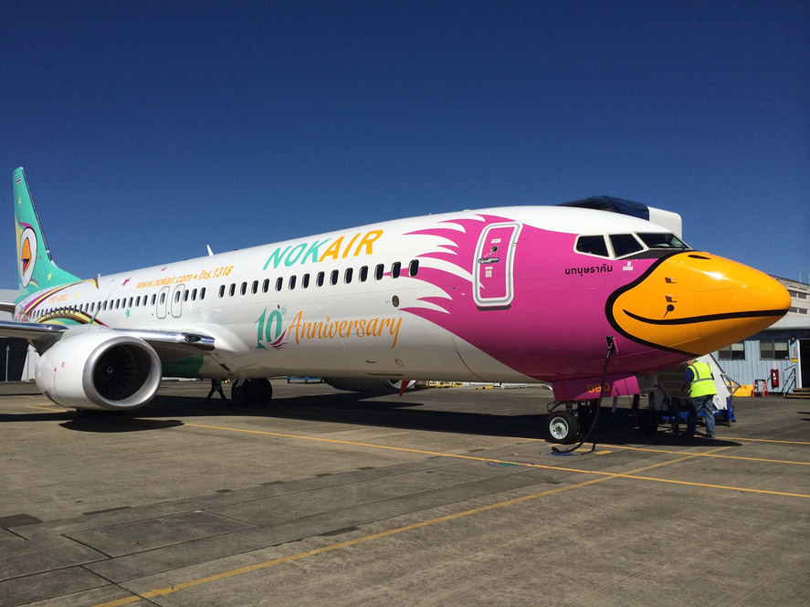 Nok Air - Bird 01