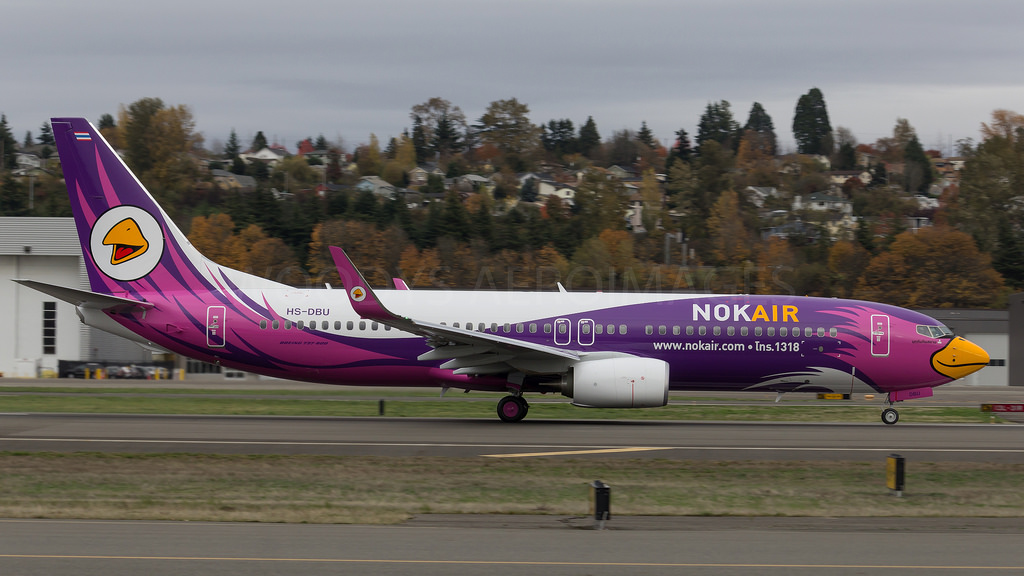 Nok Air - Bird