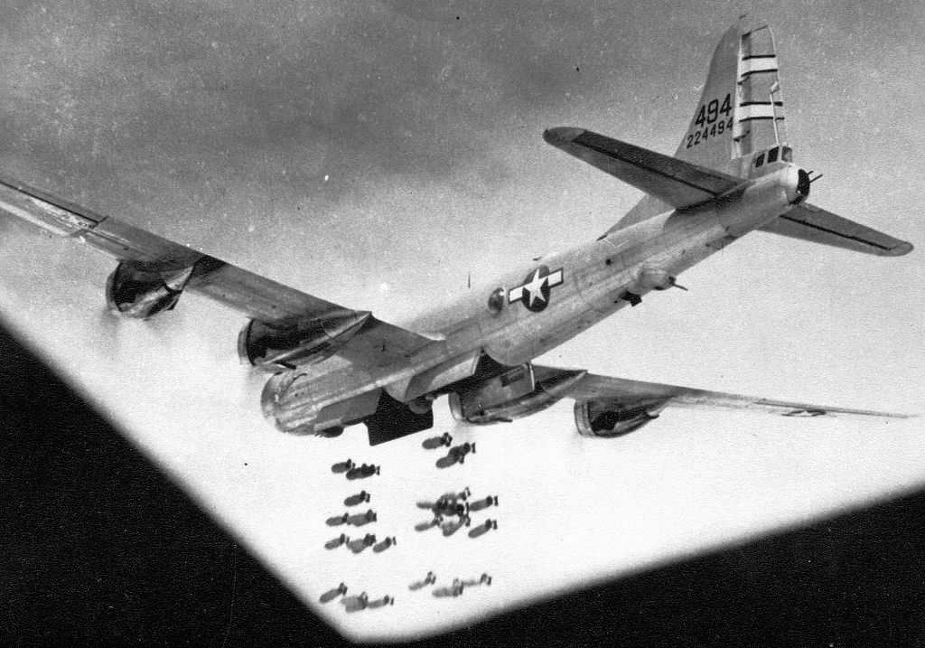 B-29 Bombardero