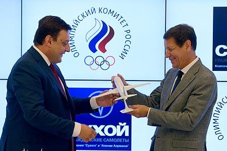 Sukhoi-SportJet-ComiteOlimpico