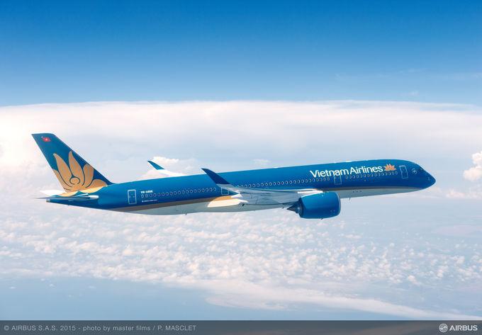 VIETNAM AIRLINES_A350