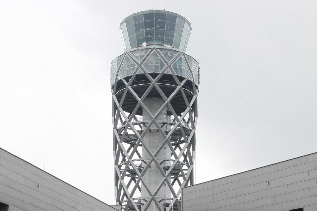 Torre de Control Aeropuerto Internacional Eldorado, Bogotá