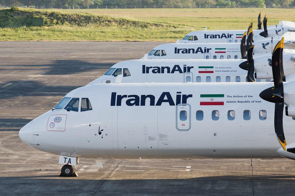 Resultado de imagen para Iran Air ATR 72-600