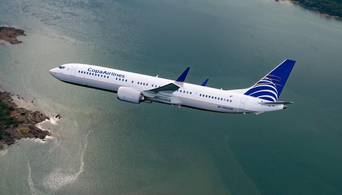 Copa Airlines volverá a volar el Boeing 737 MAX en enero del 2021