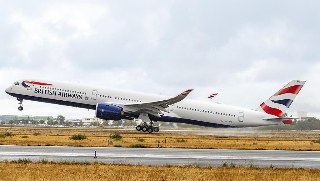 AIRBUS-A350-BRITISH-AIRWAYS-G-XWBA