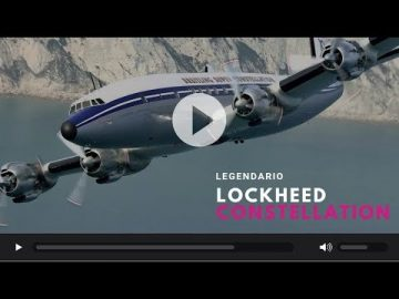 Avgeek: El Legendario Lockheed Constellation