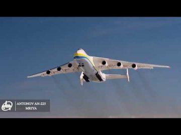Antonov 225 vuelve a los cielos