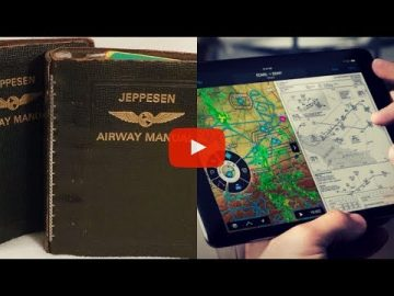 Avgeek: La historia del emporio Jeppesen Sanderson