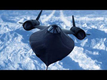 Avgeek: El poderoso y majestuoso Lockheed SR-71 'Blackbird'